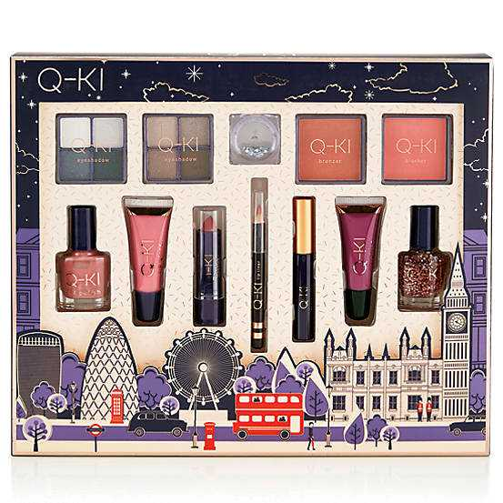 Coffret de maquillage Q-KI
