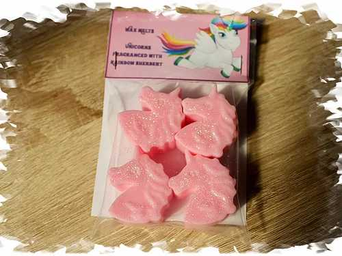 Unicorns wax melts