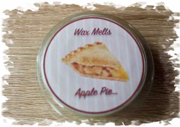 Apple pie wax melts